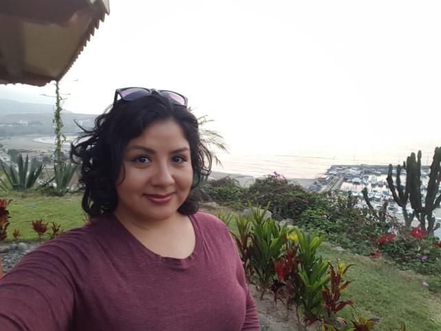 Gaby P. in Peru
