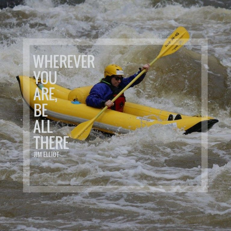 Jessica G Kayaking