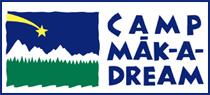 Camp mak-a-dream logo