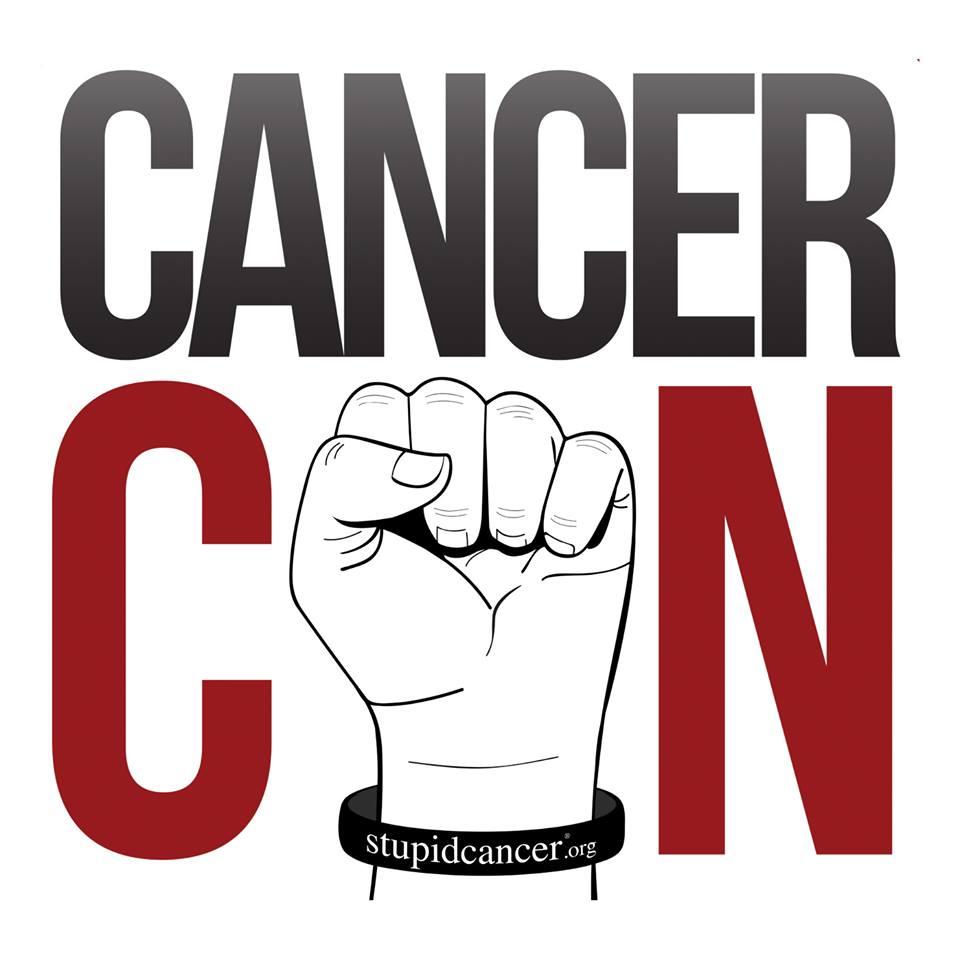 CancerCon logo