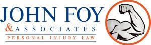 "John Foy ""Strong Arm"" Leukemia Scholarship Logo"