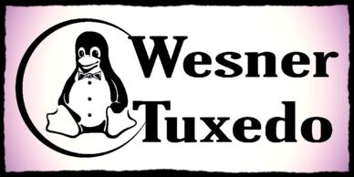Wesner Tuxedo Logo